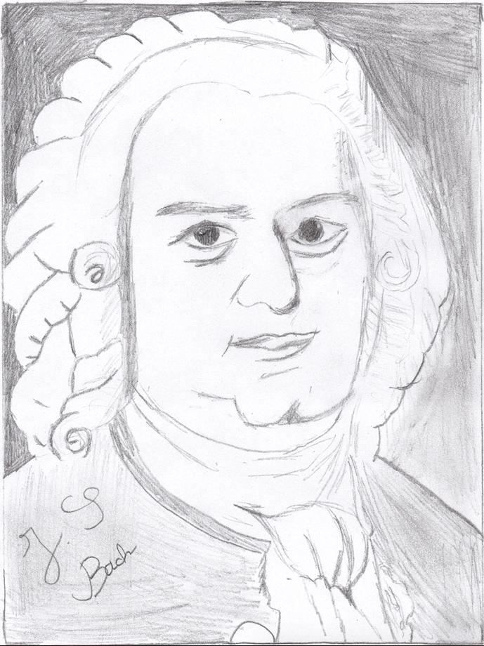 Bach par Max