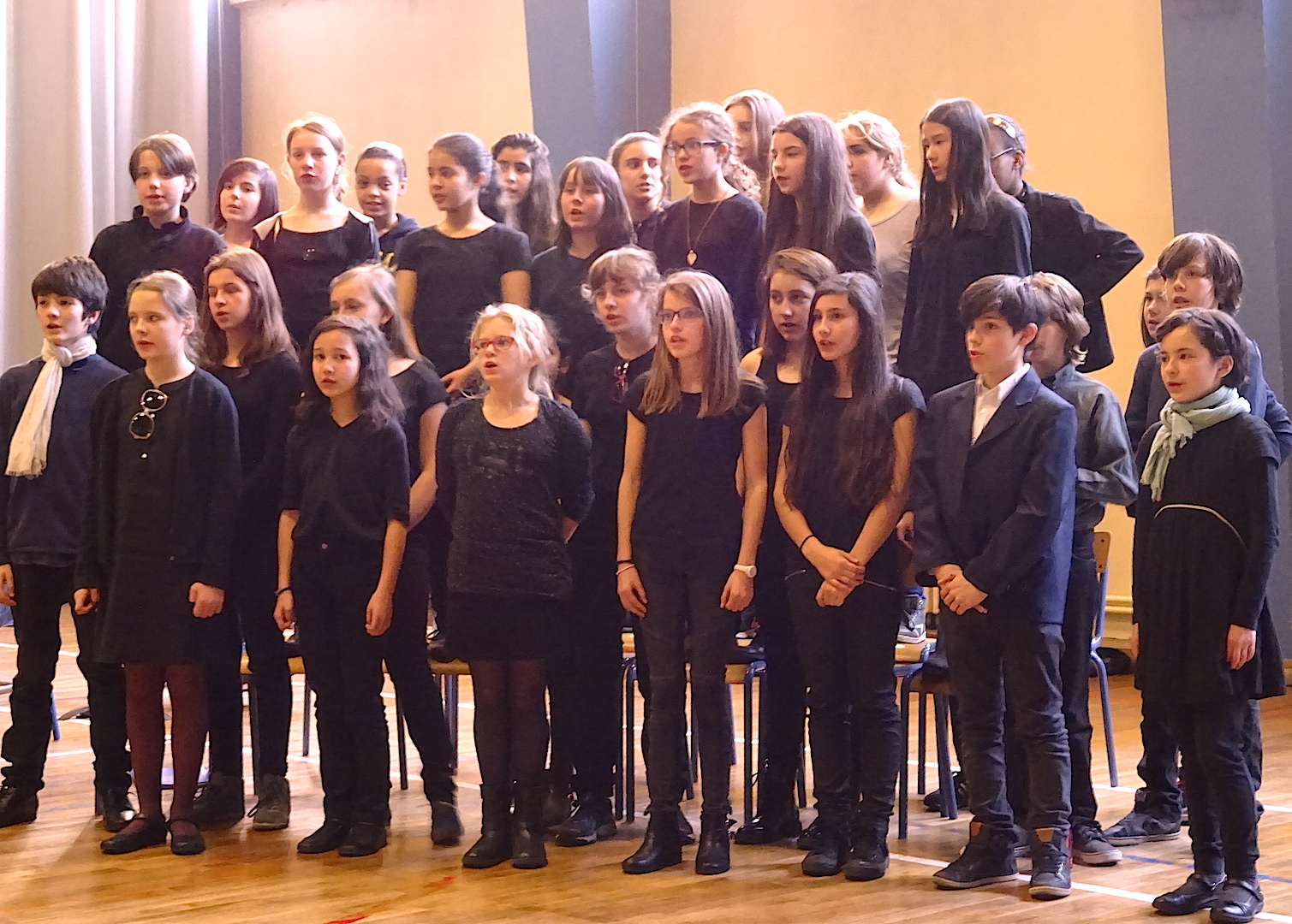 Concert chorale 10 avril 2015