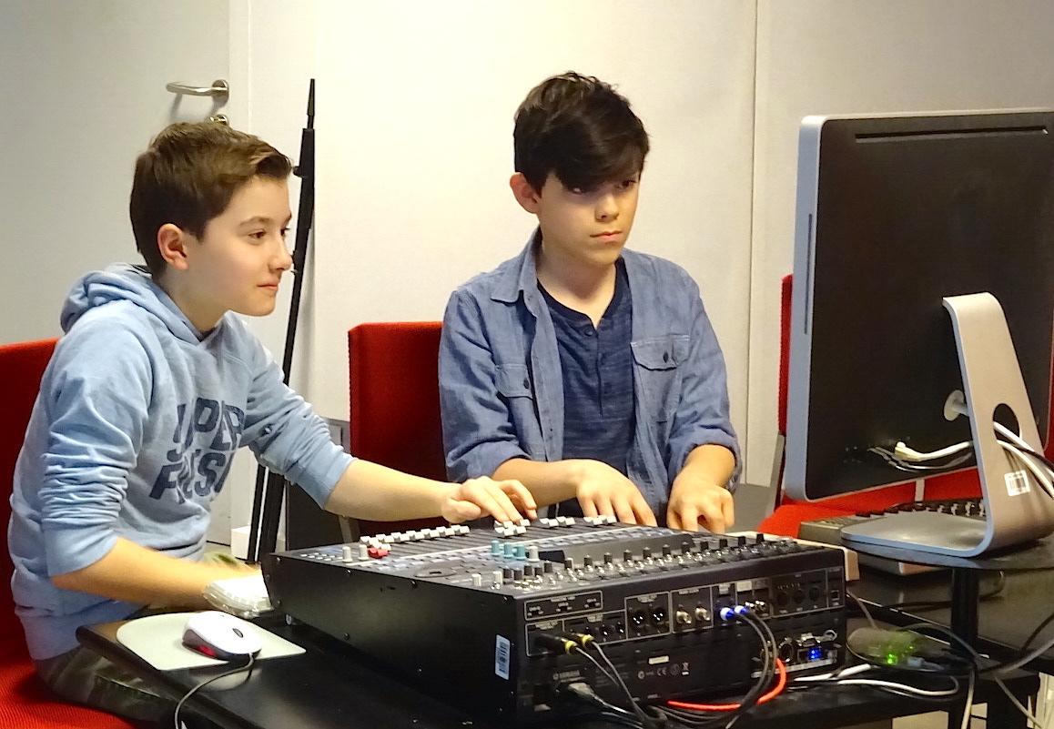 Thibaut et Lucas