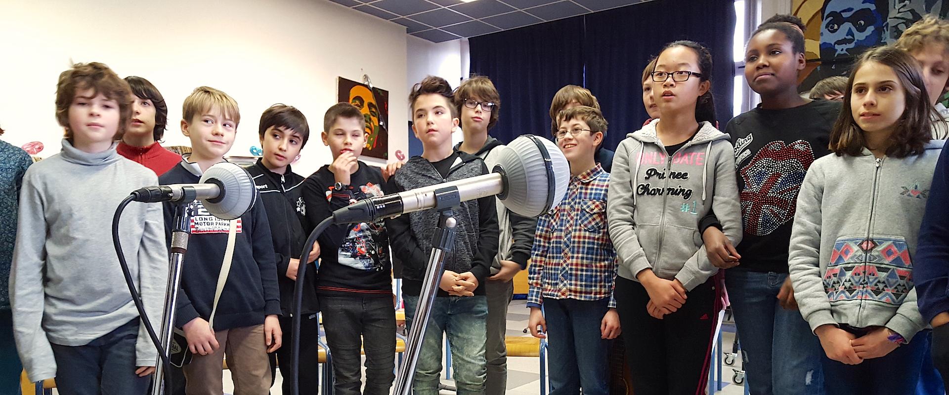 Atelier radio 2